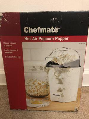 Popcorn popper for Sale in Woodbridge Township, NJ