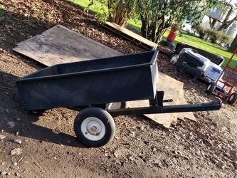 Riding mower Cart for Sale in Vancouver,  WA