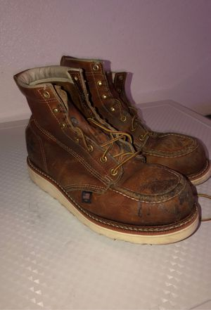 thorogood work boots 8.5d for Sale in Phoenix, AZ