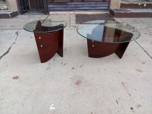 Coffee and End Table for Sale in Trenton, NJ