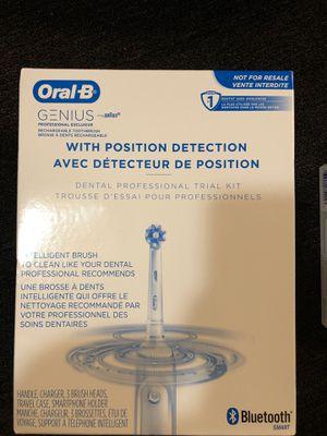 Oral B Genius Bluetooth toothbrush for Sale in Los Angeles, CA