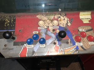 Big arcade game works great for Sale in San Jacinto, CA