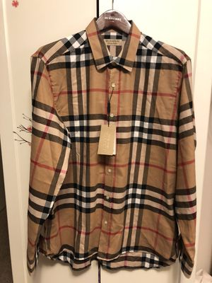Burberry classic dress shirt for Sale in Oakland, CA