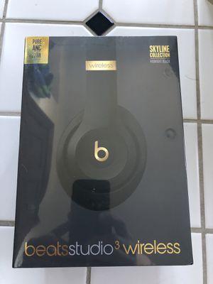 Beats Studio 3 Wireless Skyline Edition for Sale in Palos Verdes Estates, CA