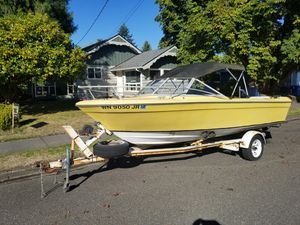 1972 Bayliner boat for Sale in Puyallup, WA