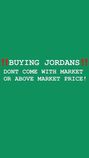 Buying Sneakers for Sale in Riverside, CA