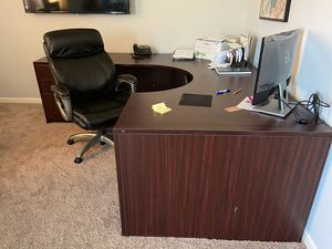 2 big Office tables for Sale in Fresno, CA