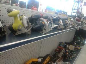 Saws,Saws,and more SAWS!!! for Sale in Orlando, FL
