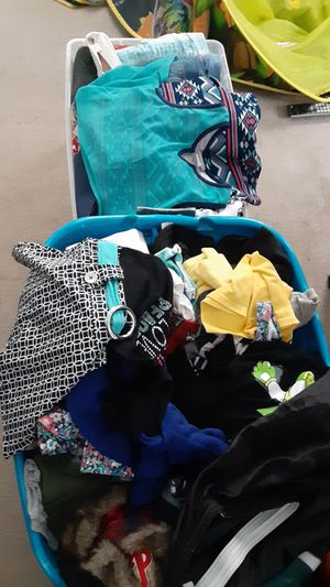 Assorted gently used kids clothes. All sizes. Cheap. for Sale in Philadelphia, PA