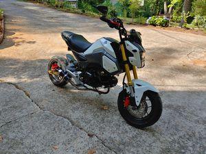 Honda Grom 2018 Motorcycle Mini Bike for Sale in Marietta, GA