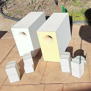 Bose Acoustimass 5 Series II + speakers for Sale in Encinitas, CA