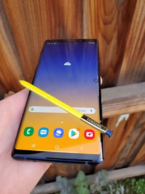 Samsung Galaxy Note 9 128gb, unlocked for Sale in Citrus Heights, CA