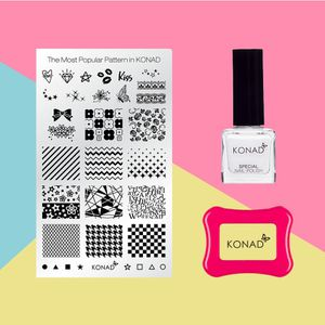 professional nail stamping art kit for Sale for sale  Cliffside Park, NJ