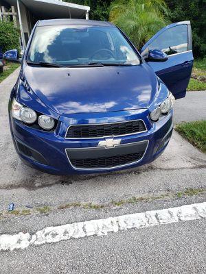2012 Chevy Sonic 1.8 LT for Sale in Boca Raton, FL