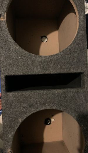 Sub box 12in for Sale in Kinston, NC