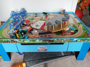 Thomas train table for Sale in Woodinville, WA