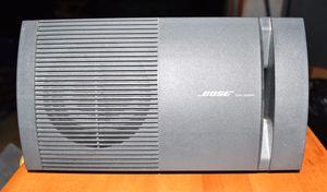 Bose Black V-100 Single Surround Sound Video Bookshelf Speaker V1000B EUC for Sale in Portland, OR