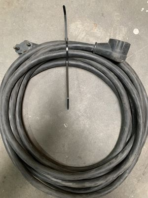 30 amp RV power cord for Sale in Anaheim, CA