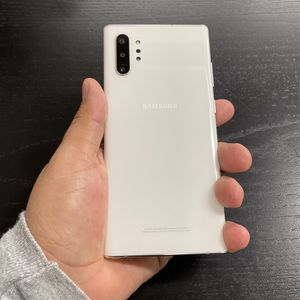 Samsung Galaxy Note 10 Plus 256GB Unlocked To Any Prepaid Carrier T-Mobile/ Metropcs/ Simple mobile/ AT&T/Cricket wireless/ultra mobile/ Lyca mobile for Sale in Los Angeles, CA