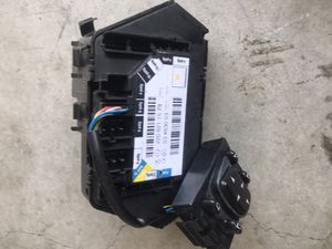 2000-2006 Mercedes Benz S class heated seat adjustment switch with the mirror switch for Sale in Phillips Ranch, CA