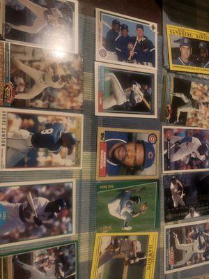 Andre Dawson 25 card lot for Sale in Aurora, IL