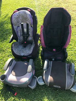 Kids car seat 15-35 FIRM PRICE NO DELIVERY CASH OR TRADE FOR BABY FORMULA for Sale in Los Angeles, CA
