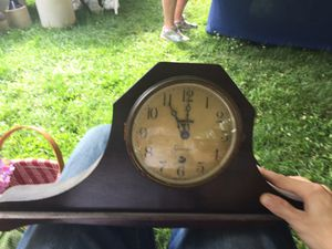 1890s Sessions 8 day mantle clock for Sale in West Milton, PA