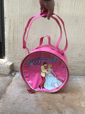 Disney Cinderella travel case for Sale in Woodbridge, VA