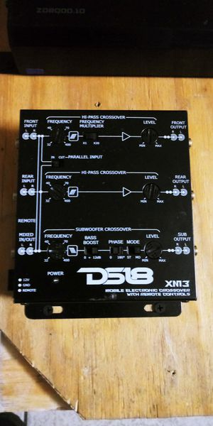 DS18 XM3 CROSSOVER for Sale in Tampa, FL