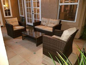 Brand New Outdoor Wicker Patio Furniture Lounge Lawn Backyard Set for Sale in Chula Vista, CA