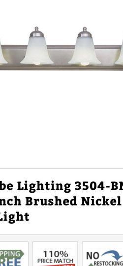 Nickel Light Fixture for Sale in Lynwood,  CA