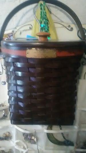 Longaberger basket for Sale in Phoenix, AZ