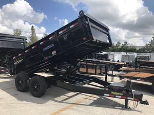 Dump trailer for Sale in Pembroke Pines, FL