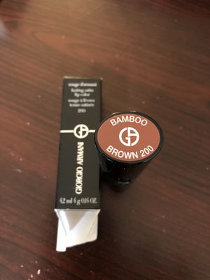 Giorgio Armani Rouge D'Armani -Brown 200 for Sale in New York, NY