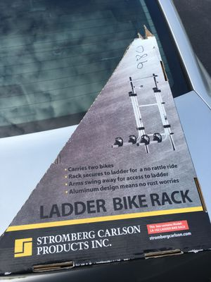 RV Ladder bike rack. for Sale in Jonesborough, TN