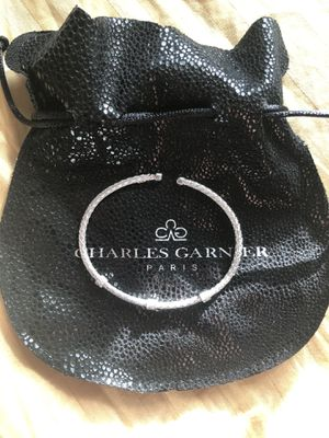 Charles Garnier silver bracelet for Sale in Hayward, CA