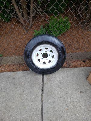 Trailer Tire for Sale in Dearborn, MI