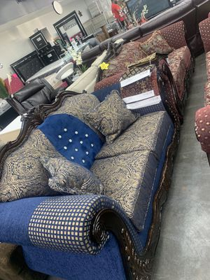 New sofa and love seat for $1350 for Sale in Fort Worth, TX
