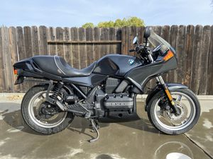Hurry! GREAT BMW k75s motorcycle with low miles! for Sale in Vacaville, CA