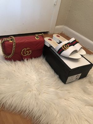 Gucci set for Sale in Sugar Land, TX