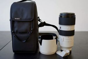 Sony 70-200 F2.8 FE OSS Lens for Sale in Los Angeles, CA