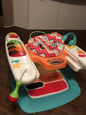 Fisher Price 4 in 1 Piano for Sale in Fort Worth, TX
