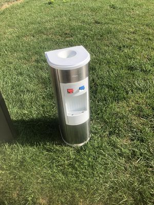 Water dispenser hot or cold for Sale in Martinsburg, WV