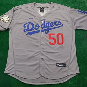 STITCHED MOOKIE BETTS LOS ANGELES DODGERS BASEBALL JERSEY for Sale in Camp Pendleton North, CA