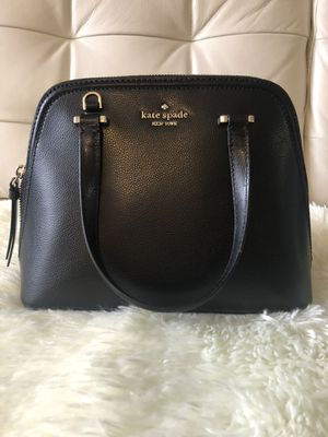 Black Mini Kate Spade Satchel Purse nwt for Sale in Arlington Heights, IL