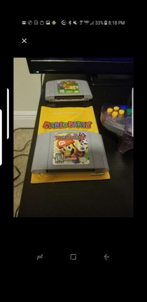 Mario party for Sale in Fort Lauderdale, FL