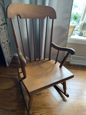Antique Kids Child's Children's Rocking Chair for Sale in Pittsburgh, PA