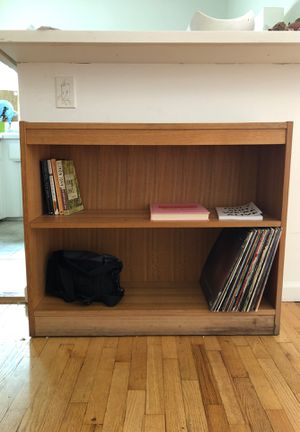 Worn Wooden Bookshelf w/ 5 Movable Shelves for Sale in Los Angeles, CA