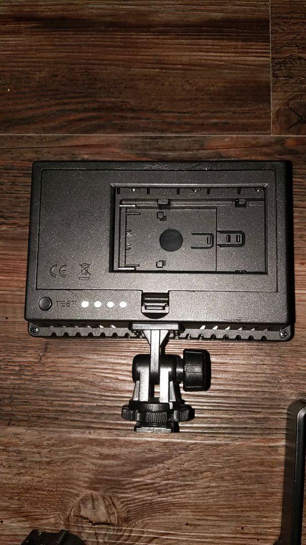 Camera Equipment $60 ALL