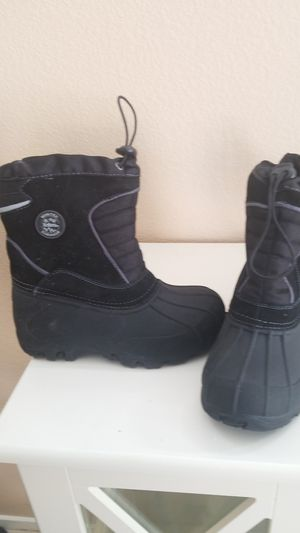 Kids snow boots for Sale in North Las Vegas, NV
